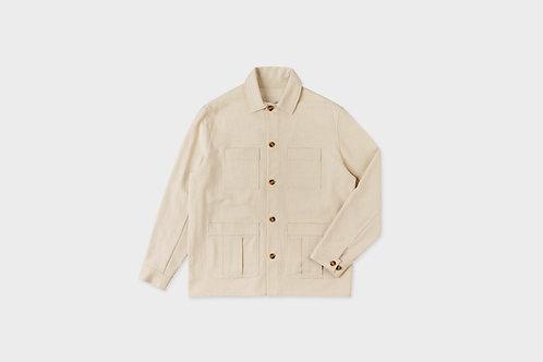 ROTHOLZ - Safari jacket sand