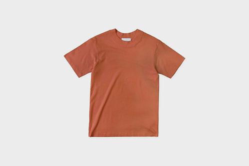 ROTHOLZ - Big collarT-shirt clay