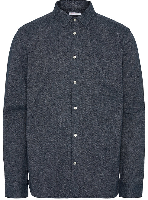 KCA - Larch casual fit brushed shirt