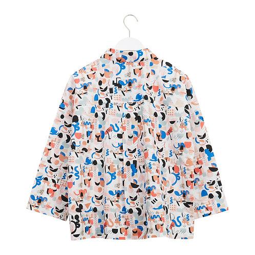 PAPU - Boheme shirt imagination print