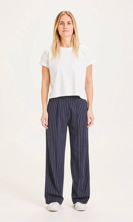 KCA - Posey pin stripe wide pants