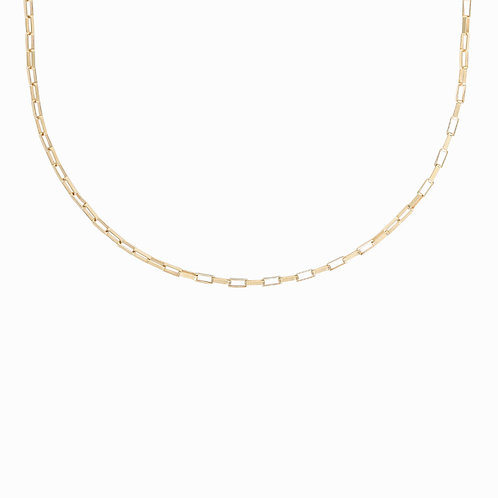 SISTER - chunky chain necklace