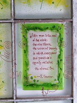 Window of Spirit 2 close-up