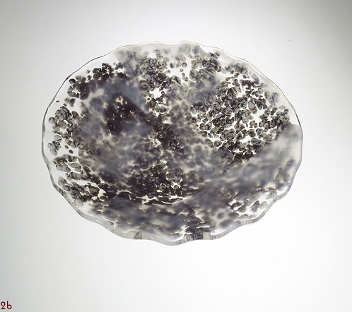 'River Rock' Glass Bowl