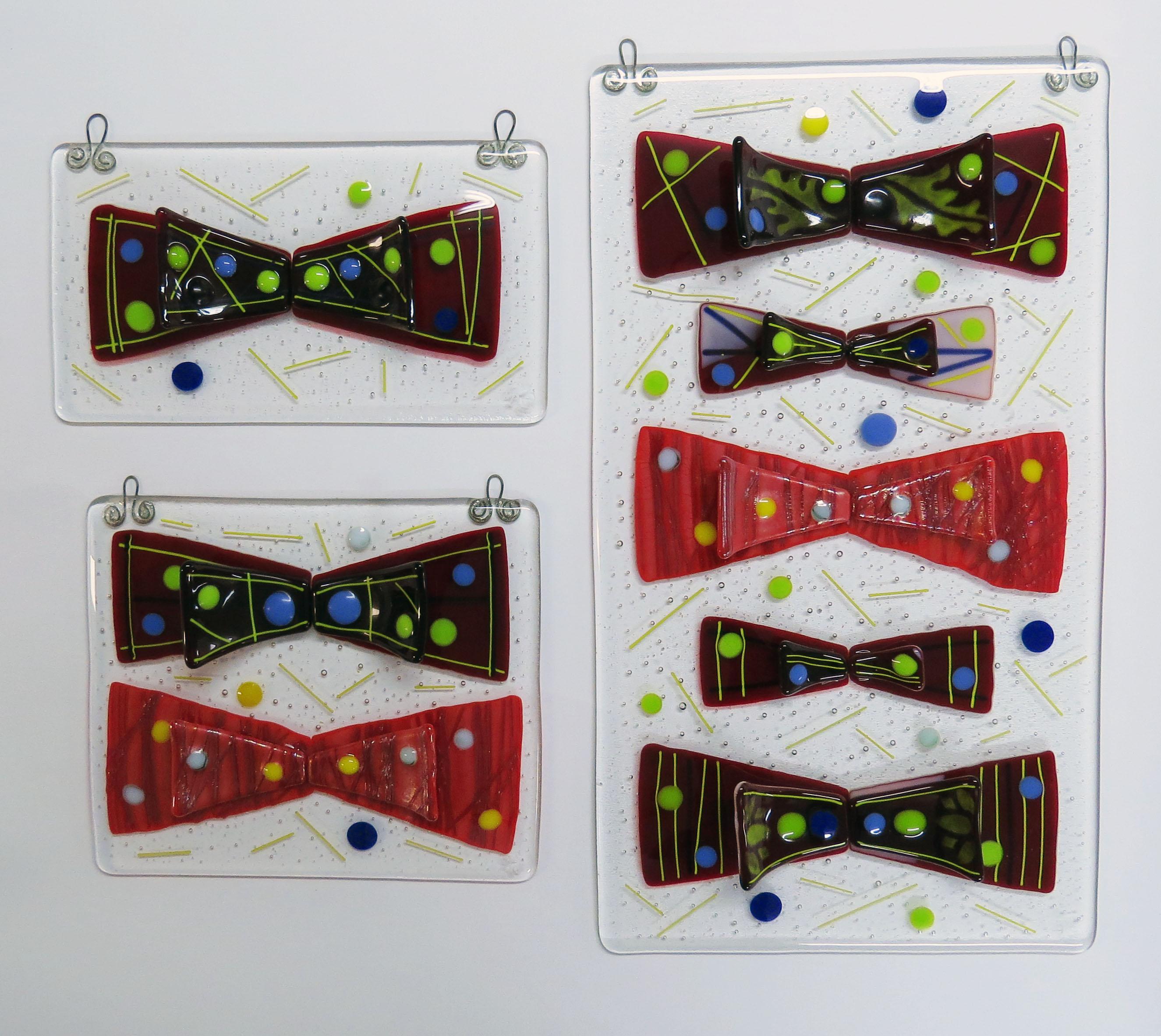 Bow Ties 1, 2, 3