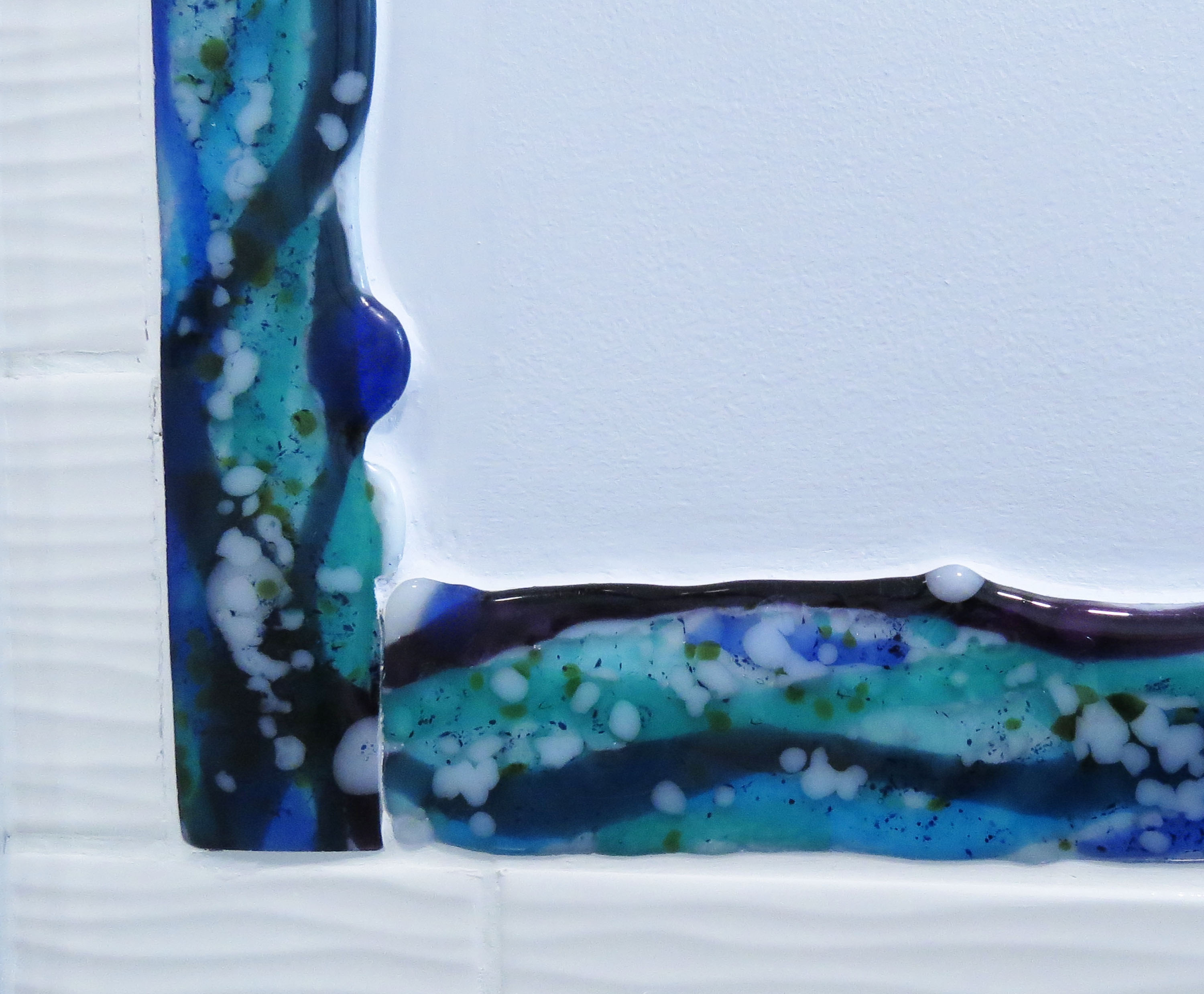 Fused Glass Trim