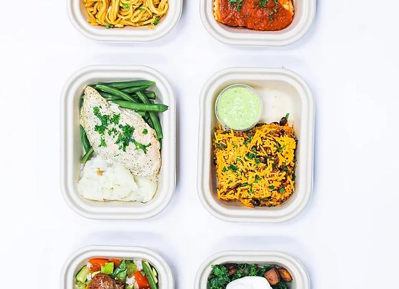 14 Custom Meals