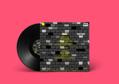 Ramones Vinyl Back