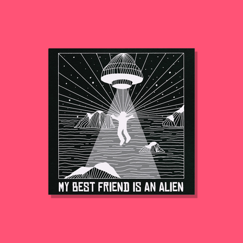 My Best Friend is an Alien