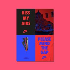 """Kiss My Airs"" London"