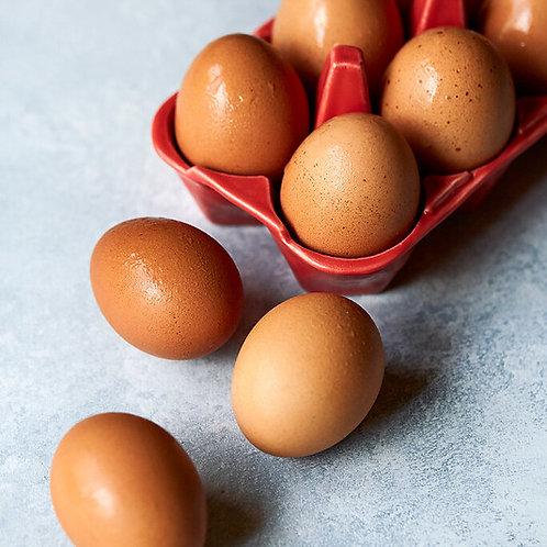 Non-GMO Soy-Free Dozen Pastured Eggs