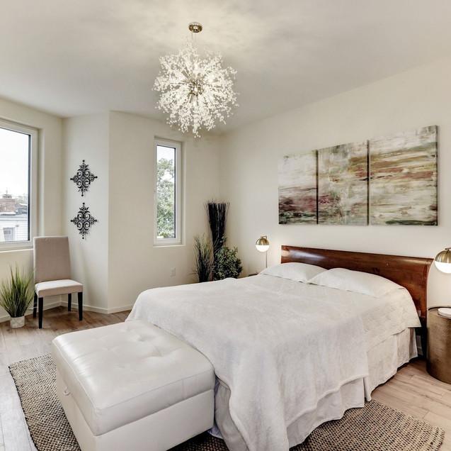 13x15' + Bedroom in penthouse owner's suite