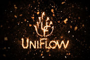 Uniflow fire show