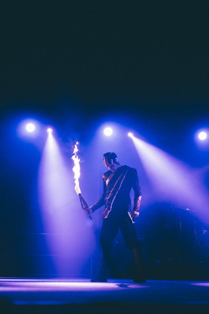 ÄRRÄPÄIVÄT 2020, Fire show