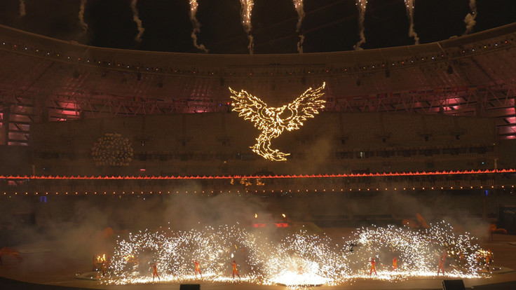European Games Opening Ceremy, Baku