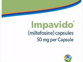 IMPAVIDO NOW AVAILABLE IN THE USA