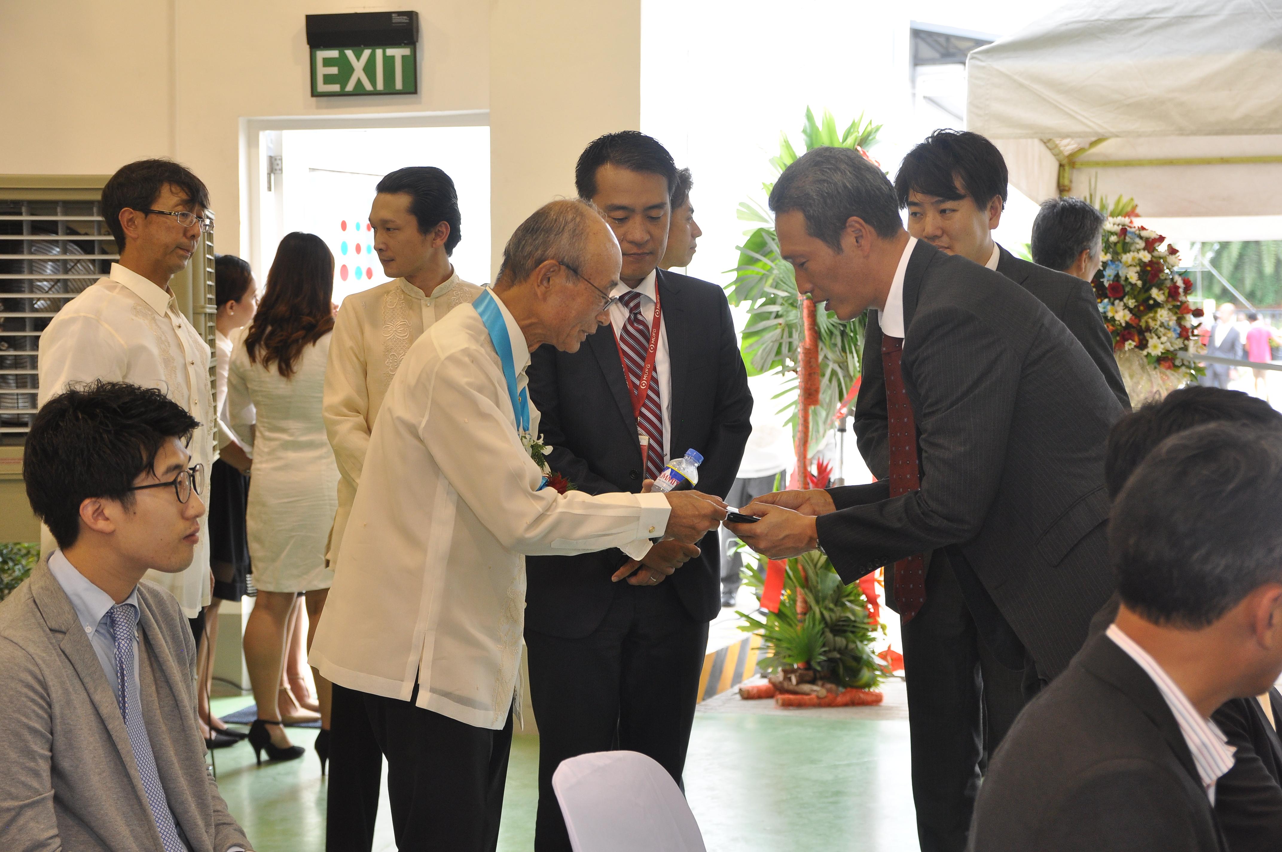 Mirai Philippines Corp. Inauguration
