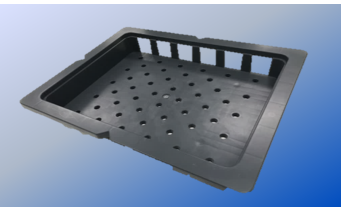 Tray used for industrial robot