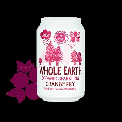BIO Whole Earth Cranberry 330ml