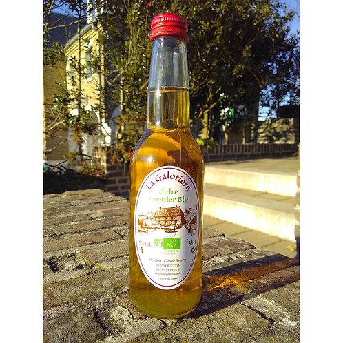 La Galotière Cidre Brut 33cl (BIO)