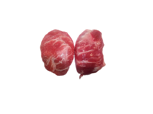 Varkenswangetjes, 250gr