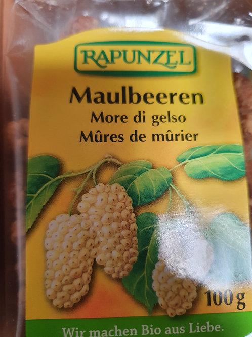 Gedroogd fruit, moerbei 100gr