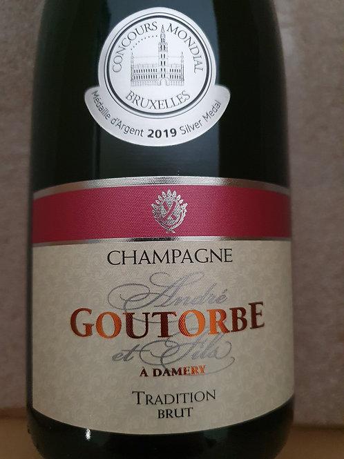 André Goutorbe – Cuveé Carte d'Or – Champagne, Frankrijk
