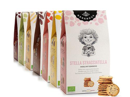 BIO Generous Stella Stracciatella 100g