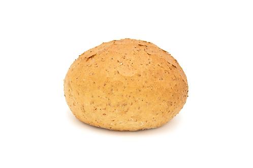 Brood bruin rond