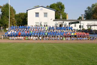 Große Saisoneröffnung beim FC Blau-Weiß
