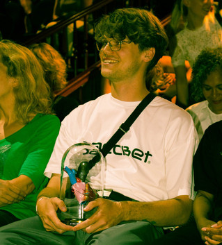 Rafaël Groznik wins Gouden Meesterproef