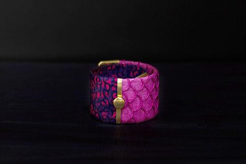 Bracelet CLIPS MERMAID Pink