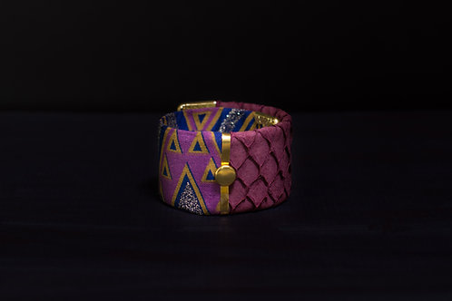 Bracelet CLIP MERMAID Purple