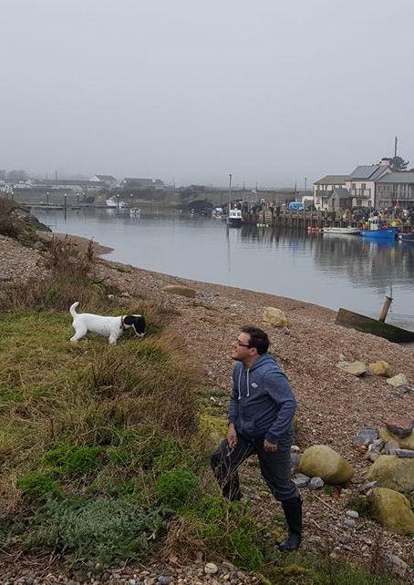 Davey terrier training in Seaton