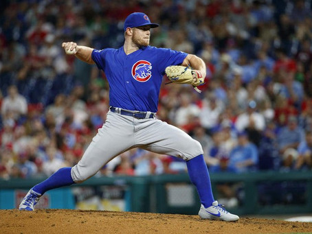 Relievers Who Could Become Closers Part Two