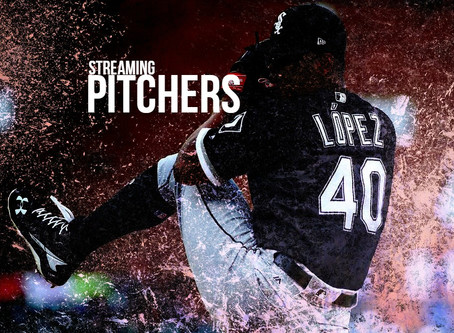 Finding a Formula to Successfully Stream Pitchers