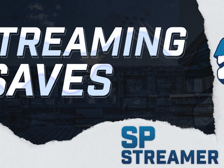 Streaming Relievers For The Week 6/21-6/27