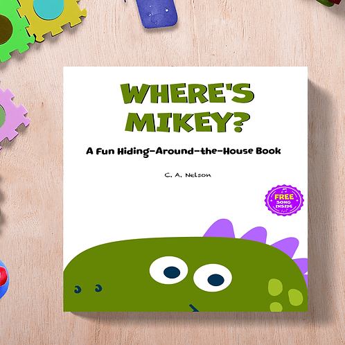 WHERE'S MIKEY?