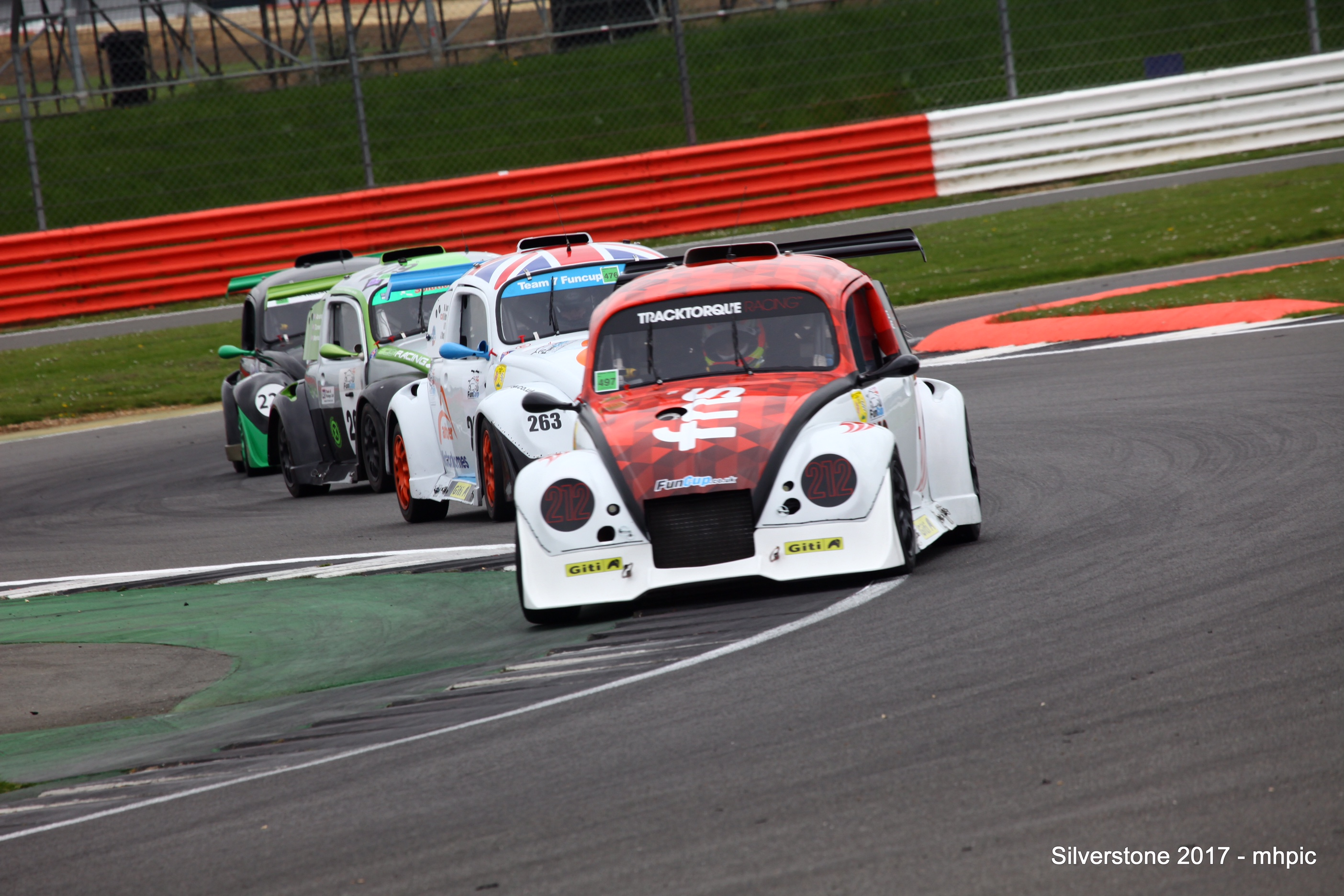 Track Torque FNS 212 Funcup Silverstone1