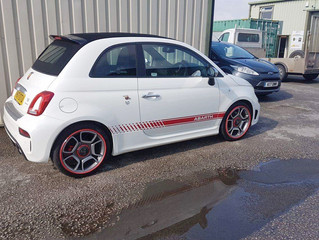Abarth Alloygators