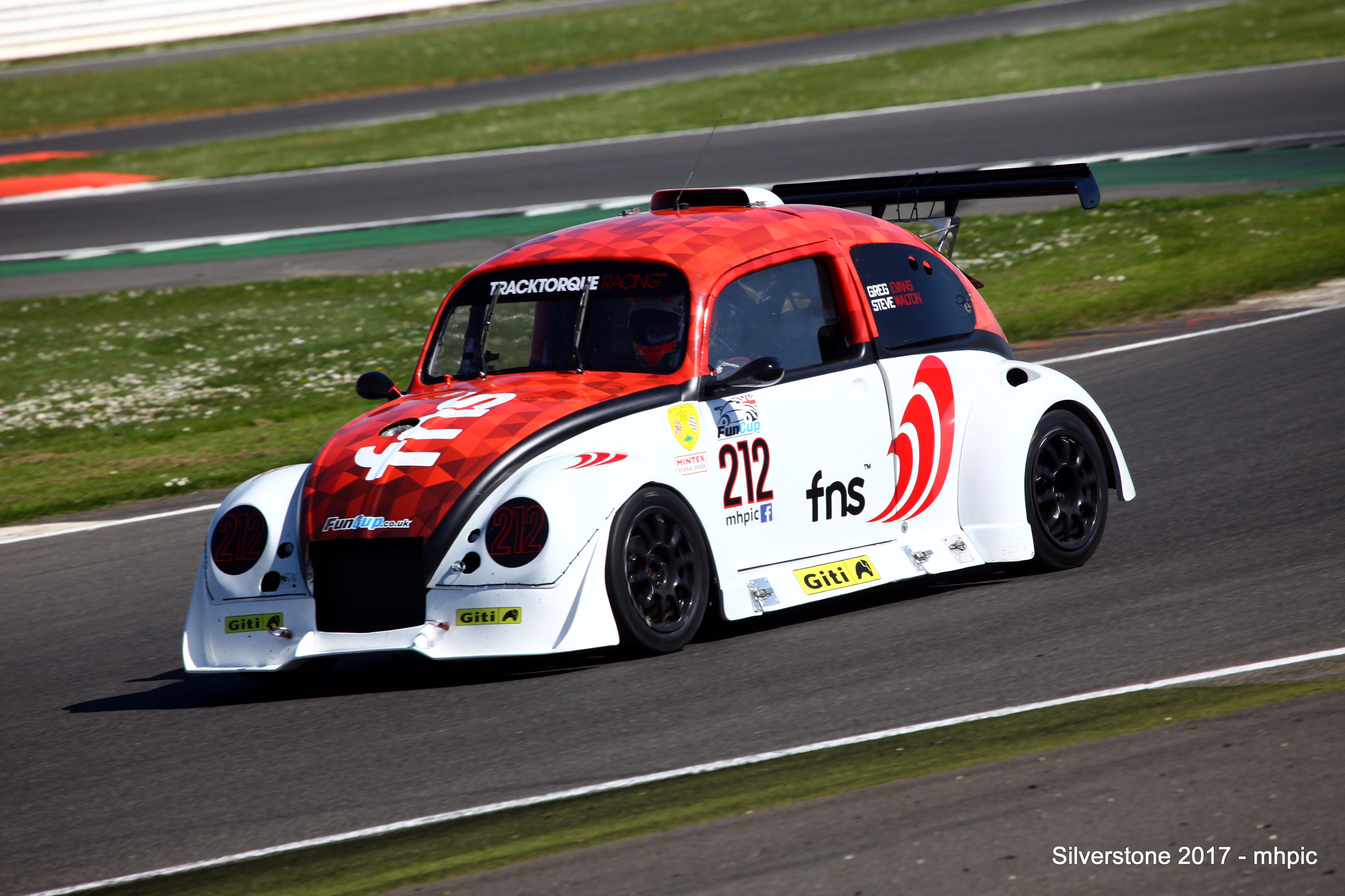 Track Torque FNS 212 Funcup Silverstone4