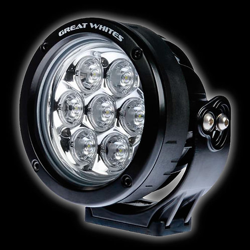 Gen 2 120 7 LED Round Driving Light