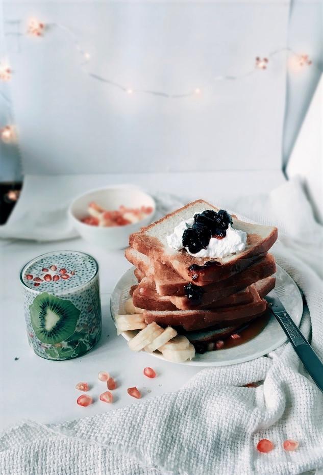 Lazy breakfast