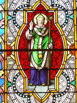 Eglise de St leger de fourgeret
