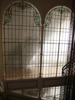 cage d'escalier paris
