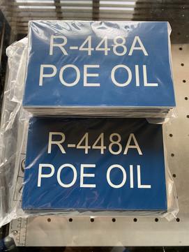 Custom Acrylic Signs