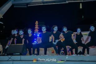 Mine Dance Performance