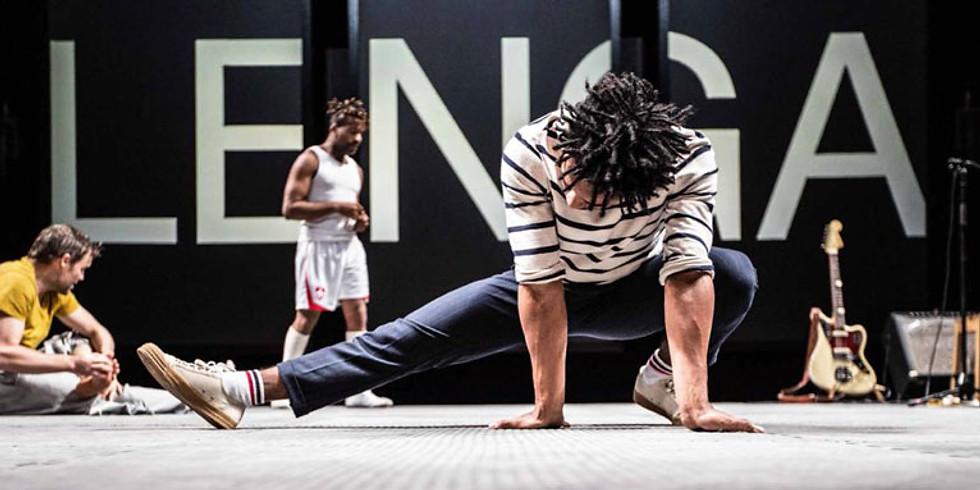 """LENGA """"exploration des dialectes à travers la danse"""""""