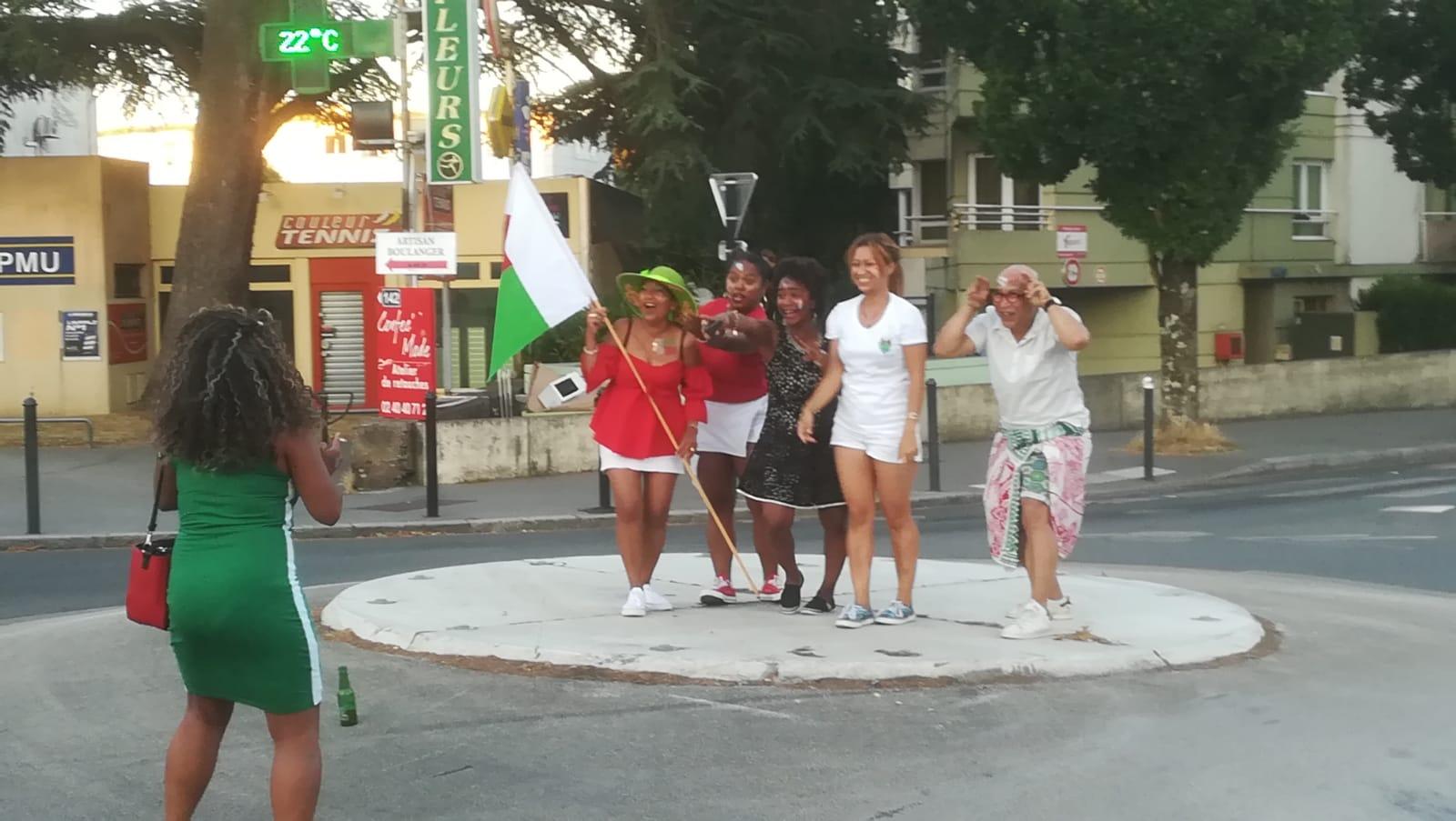 Alefa Barea Nantes Fan Zone