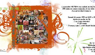 L'association Hetsika vous souhaite une très Bonne Année 2008 pleine de couleurs malgaches !
